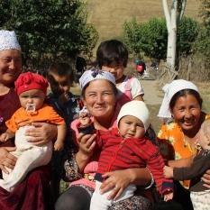 Kyrgyzs woman