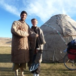 Song Kul nomads