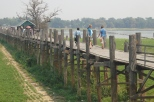 U Pein bridge, Mandalay