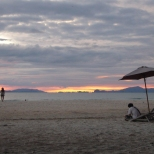 Sunset on Koh Payam