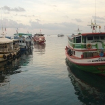 Harbour on Koh Payam
