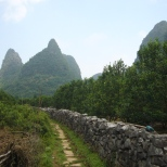 Bobbelberge/ Guilin area