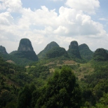 """Bobbelberge""/ Guilin area"