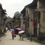Xingping village/ Guilin area
