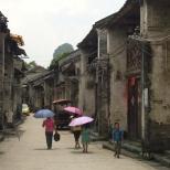 Xingping village/ Guilin area