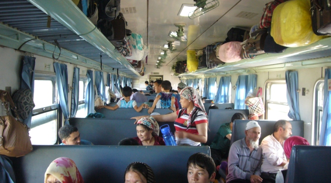 The Uyghur train