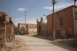 Road in Kashgar