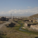 "Sary Tasch (""junction"" Pamir Highway & Irkeshtam border)"