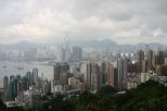 Kowloon & HK Island from the Peak
