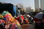Busy Dhobi Ghats, Mumbai