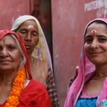 Woman in Varanasi