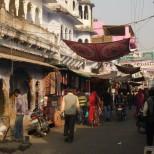 Pushkar main bazaar