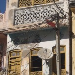 Housefront in Pushkar