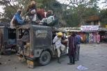 Arrivals in Sayrah village