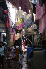 Dharavi alley