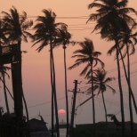 Goa evening
