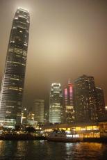 Hong Kong Skyline II