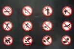 Strict rules in HK