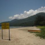 Pui O beach, Lantau (HK)