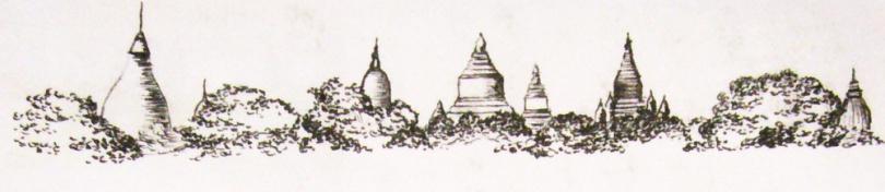 Bagan 1, Myanmar
