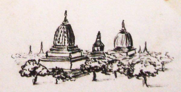 Bagan 2, Myanmar