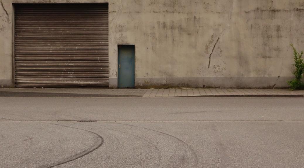 Enden von Straßen