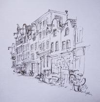 Amsterdam, Binnen Wieringer Straat