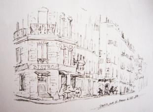 Petit Bistro, Paris