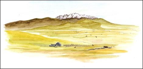 Song Kul II - Kyrgyzstan