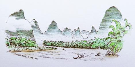 Li River, Xingping, China