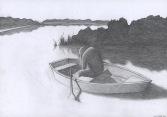 Die Stille des Sees