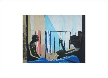 """Balcony"" - Poster"