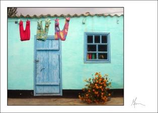 """BlueYard"" - Postkarte"