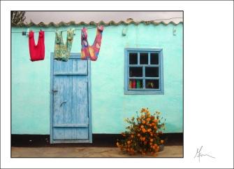 """BlueYard"" Postcard"