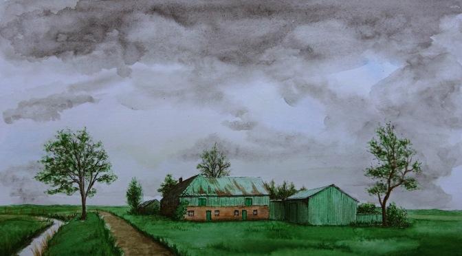 """Dat Buurenhus"" / ""The farmhouse"""