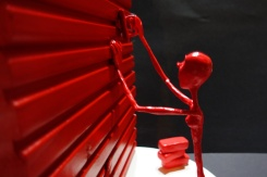 Dreister Eindringling (Impudent Intruder) Detail