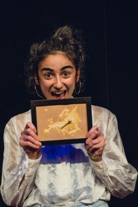 Laura Sherin Rebecca gewinnt die Trophäe des Slammer Filet Europa Spezial!