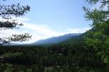 Endlose Wälder, Sayan Gebirge, Republik Burjatien
