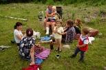 Picknick im Wald, Bistraja