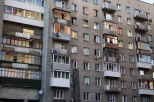 Fassade in Novosibirsk
