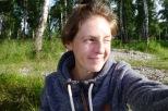 Janina am Baikalsee