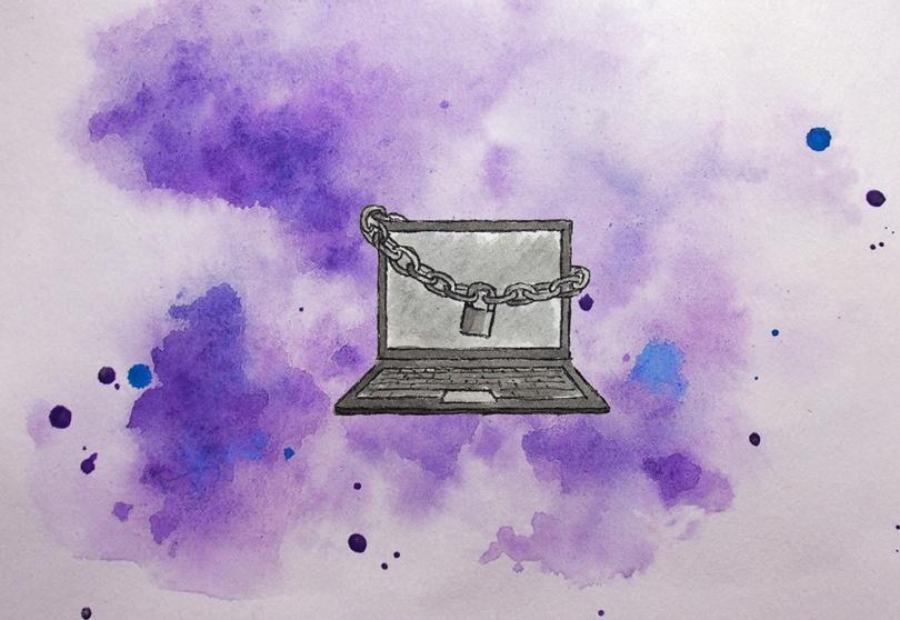 Laptopkette