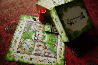 Brewmaster-game, Brettspiel