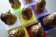 Der goldene Mops - Siegertrophäen Filmfest Bremen 2021